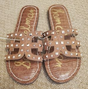 Girls Sam Edelman sandals